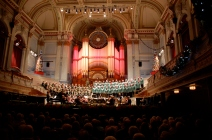 Lindley Gala concert Huddersfield Town Hall