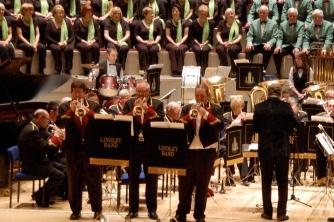 Gala concert trio
