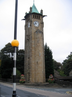 The Lindley Clock Tower