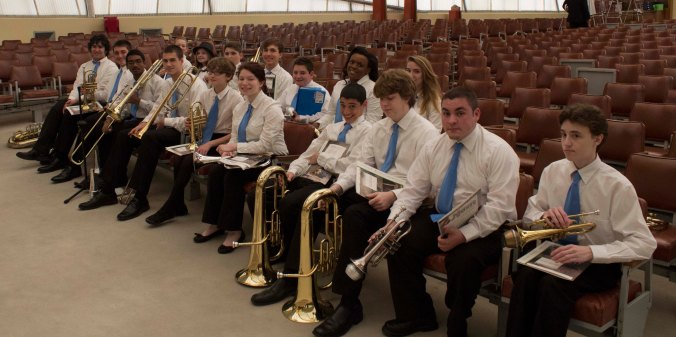 2014 Atlantic-Rowan Prep Youth Brass Band